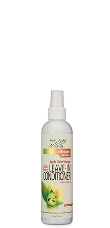 Hawaiian Silky 14-in-1 Miracles Apple Cider Vinegar Static Free Leave-In Conditioner 8 fl oz
