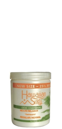 Hawaiian Silky Creme Conditioning No Lye Relaxer