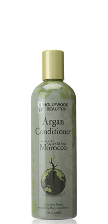 Hollywood Beauty Argan Conditioner with Argan Oil from Morocco 12 fl oz