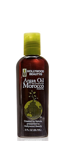 Hollywood Beauty Hair Treatment with Argan Oil from Morocco 3 fl oz