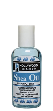 Hollywood Beauty Shea Oil for Split Ends 2 fl oz