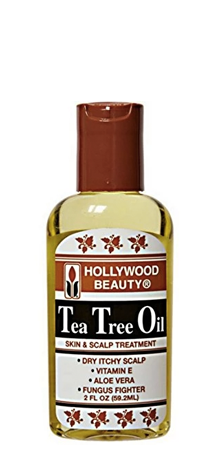 Hollywood Beauty Tea Tree Oil Skin and Scalp Treatment 2 fl oz