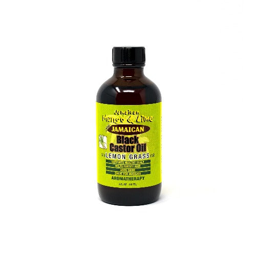 Jamaican Mango and Lime - Black Castor Oil Lemon Grass Aromatherapy 4 fl oz