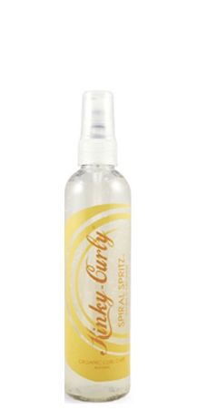 Kinky Curly Spiral Spritz Natural Styling Serum 8 oz