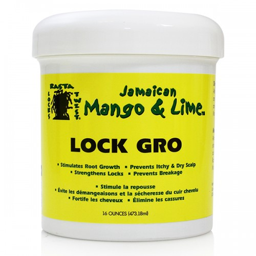 Jamaican Mango and Lime - Lock Gro 16 oz
