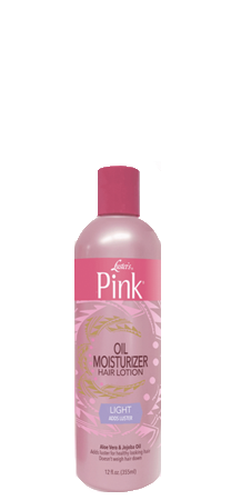 Luster's - Pink Classic Light Oil Moisturizer Lotion