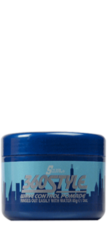 Luster's - SCurl 360 Style Pomade