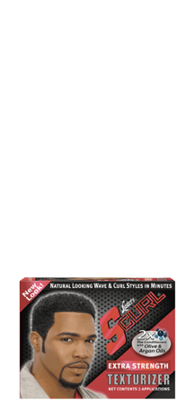 Luster's - SCurl Extra Strength Texturizer