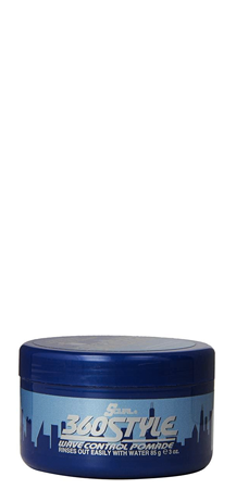 Luster's - S Curl 360 Style Wave Control Pomade 3 oz