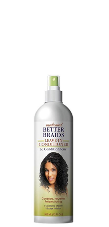 Medicated Better Braids - Leave-In Conditioner 12 fl oz