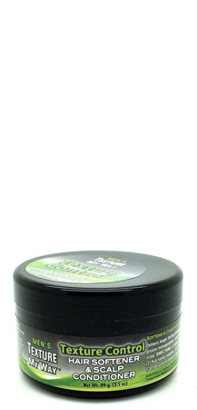 Men's Texture my Way Texture Control Hair Softener and Scalp Conditioner 3.5 oz