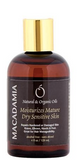 Natural and Organic Oils Macademia Repairs Damaged or Hard Skin 4 fl oz