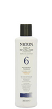 Nioxin Conditioner Medium to Coarse Hair 6 Noticeably Thinning 10.1 fl oz