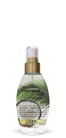 OGX - Coconut Oil Weightless Hydrating Oil Mist 4 fl oz