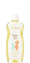 Olive Babies Softening Baby Oil Hypoallergenic 12 fl oz