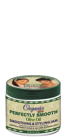 Organics Olive Oil Smoothing and Styling Jam 4 oz