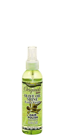 Organics by Africa's Best Olive Oil Shine Hair Polish 6 fl oz