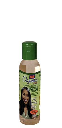 Organics by Africa's Best Organic Conditioning Smoother and Polisher 6 oz