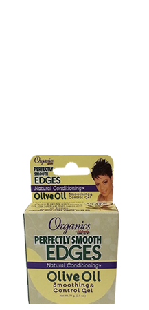 Organics by Africa's Best Perfectly Smooth Edges Olive Oil 2.5 oz