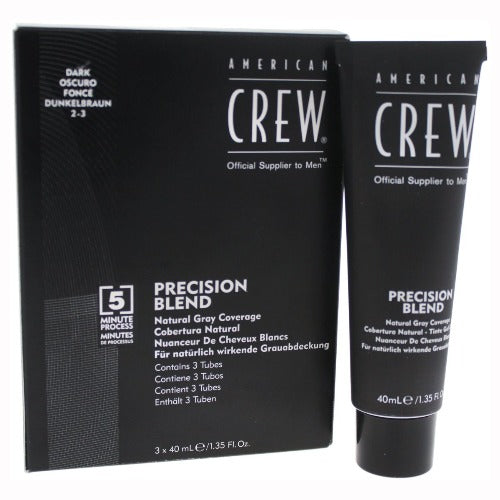 American Crew - Precision Blend Natural Grey Coverage