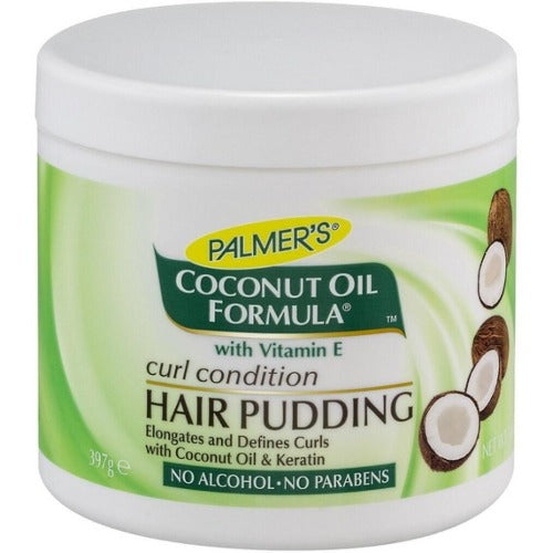 Palmer's - Coconut Oil Curl Hair Pudding 14 oz