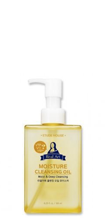 REAL ART CLEANSING OIL MOISTURE (ADVANCED) 185ML
