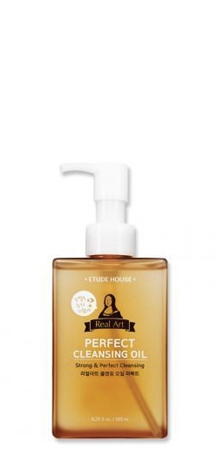 REAL ART CLEANSING OIL PERFECT (ADVANCED) 185ML