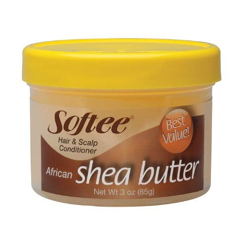 Softee - Hair & Scalp Conditioner Shea Butter 3 oz