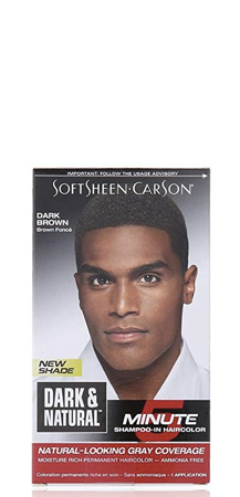 SoftSheen-Carson - 5 minute Shampoo-In-Haircolor