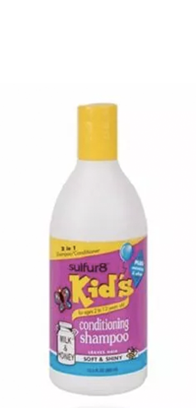 Sulfur8 - Kids Conditioning Shampoo