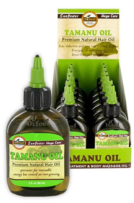 Organic Hair Energizer - Hair Booster with Pro-Vitamin-B5 6 fl oz