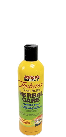 Texture Herbal Care Moist and Conditioning Shampoo 12 oz