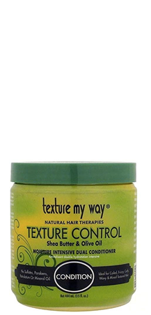 Texture my Way Texture Control Moisture Intensive Dual Conditioner 15 fl oz
