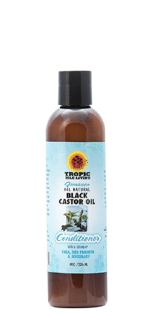 Tropic Isle Living Jamaican Black Castor Oil Conditioner 8 oz