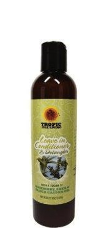 Tropic Isle Living Leave In Conditioner and Detangler 8 oz