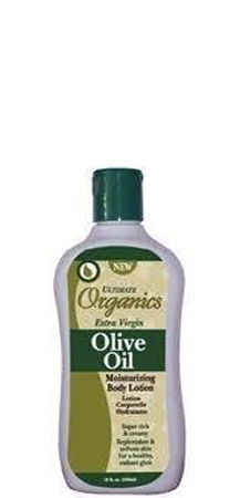 Ultimate Organics Olive Oil for Dry Skin Body Lotion 12 fl oz