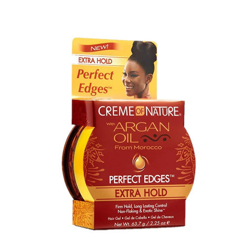 Creme of Nature - Argan Oil Perfect Edges Extra Hold 2.25 oz