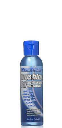 WaveBuilder - Brushing Oil Moisturizing Revitalizer 4.8 fl oz