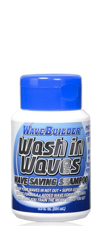 WaveBuilder - Wash In Waves Wave Saving Shampoo 6.9 fl oz