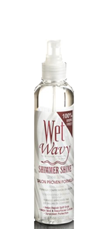Wet Wavy Super Freeze Spritz Super Hold 10 fl oz