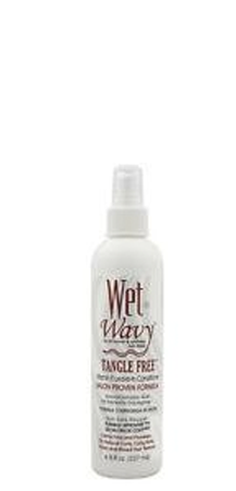 Wet Wavy Tangle Free Vitamin E Leave-In Conditioner 12 fl oz