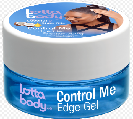 Lotta Body Control Me Edge Gel 2.25 oz
