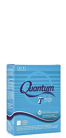 Zotos Professional Quantum - Texture on Tint Medium Perm to 20 volume