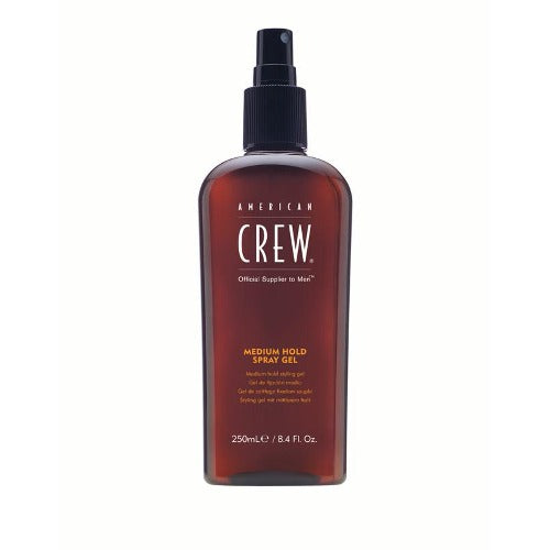 American Crew - Medium Hold Gel Spray 8.45 fl oz