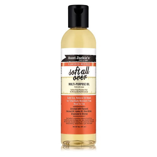 Aunt Jackie's - Multi-Purpose Oil Therapy 8 fl oz