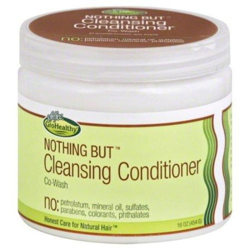 Sofn Free - Nothing But Cleansing Conditioner Co-Wash 16 oz