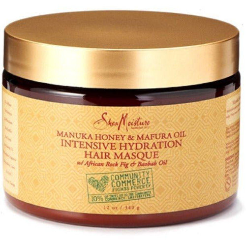 Shea Moisture - Manuka Honey Intensive Hydration Masque 12 oz