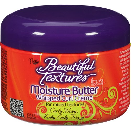 Beautiful Textures - Moisture Butter Whipped Curl Creme 8 oz