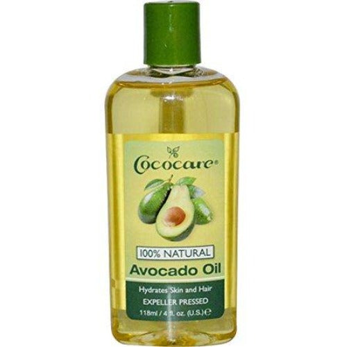 Cococare - 100 Percent Natural Avocado Oil 4 fl oz