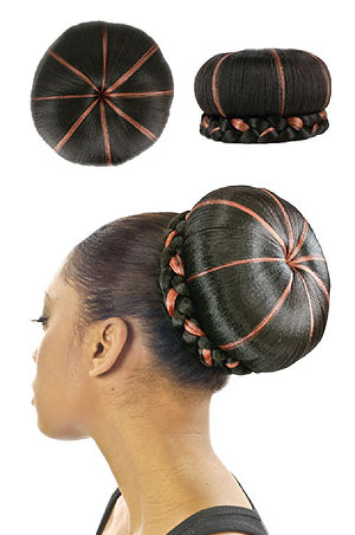Donut & Braid Bun - Large